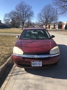 2004 Chevrolet Malibu LS / $800OBO as is
