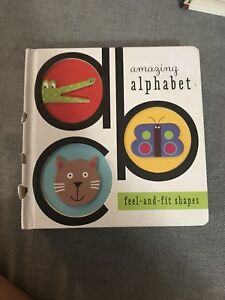 Amazing Alphabet - board book for baby / toddler