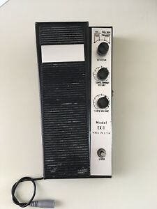 V-Jay EX-1 USA Siren wah wah with effects. Vintage 60's