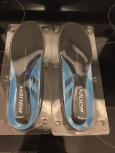 Bauer speed plate hockey skate insoles