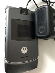 Motorola razer cell ph