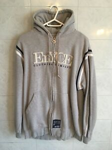 Enyce Grey Hoody Sweater Size Large