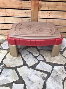 Table pour eau ou sable (Step 2)