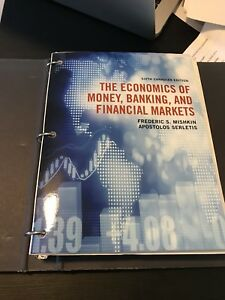 The economic of money, banking, and financial markets