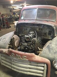 Looking for 1949 truck parts