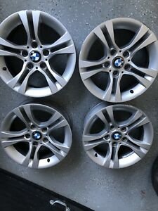 4 Jantes , mags BMW 16po