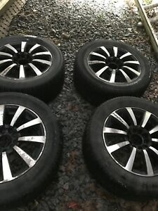 Audi/VW/ European fit Rims and winter tires