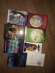 tarots et livres