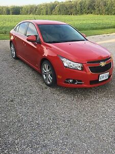 2013 Chevy Cruze RS