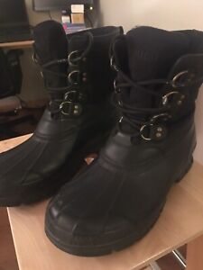 Snow boots for DONATION (Polo Ralph Lauren)