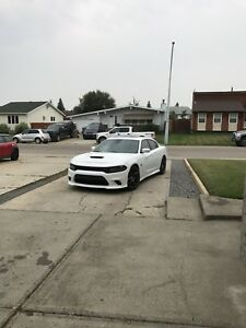 2016 Dodge Charger Scatpack R/T