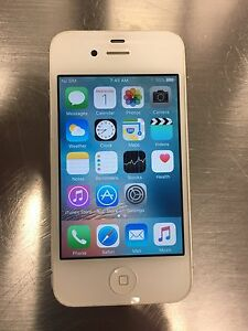 Unlocked iPhone 4s  32GB - Mint