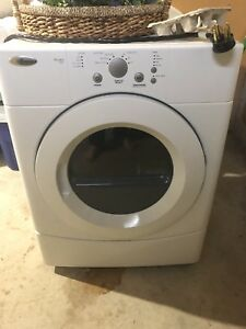 Amada Front Load Washer and Dryer
