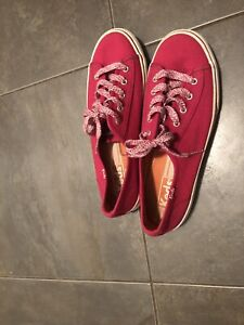 Girl's keds, size 7, used few times