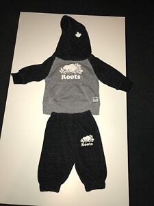 Roots 3-6 Month Track Suit