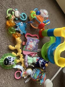 Baby toys all for 5$
