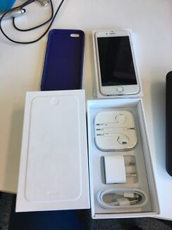 iPhone 6 - White 64GB