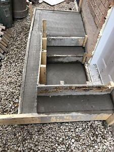 Doors and windows cutting/ installation/ inlarging