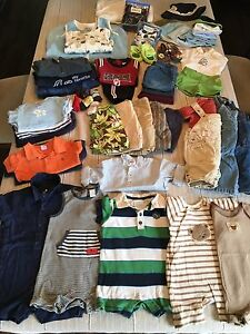 Boys 3-6 months Spring & Summer Clothes