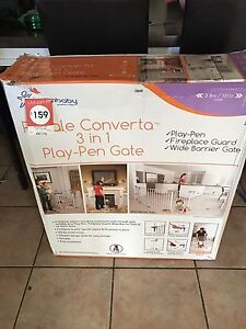 Dream baby play pen/gate Sunbury Hume Area Preview