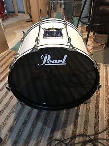 "24"" pearl export series kick"