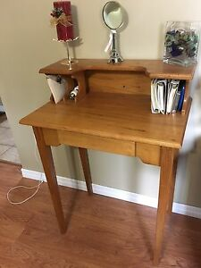 Stand Up Secretary Desk