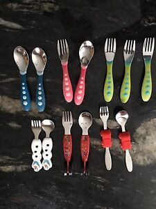 Nuk silverware for toddlers