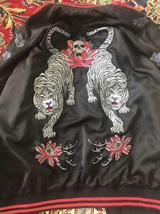 Diesel Men's One Jacket Two Sides Size L