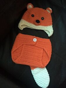 Baby fox outfit