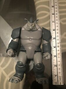 Marvel Ultimate Spider-Man Web Warriors Rhino Figure Hasbro 2014