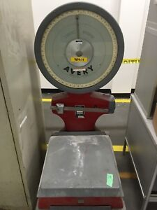 Avery industrial scale