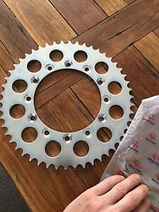 Yamaha Wr450 brand new rear sprocket 50t unused Neutral Bay North Sydney Area Preview