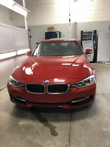 2013 BMW 328i xDrive - Extended warranty 03/2021 - Negotiable