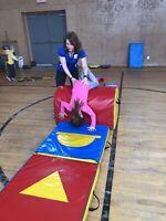 Children's fitness instructor