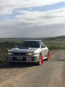 1998 Subaru Impreza wrx sti