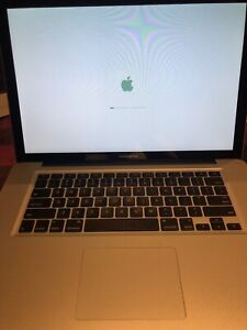 MacBook Pro (15-inch, Late 2011) **for parts**