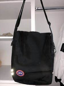Canada goose messenger bag - limited edition