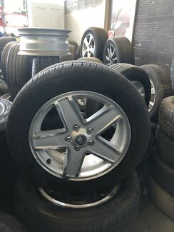 2010 JEEP PATRIOT ALLOYS N 90% THREAD TYRES  Laverton North Wyndham Area Preview