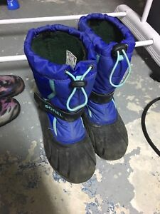 Sore boots size 2