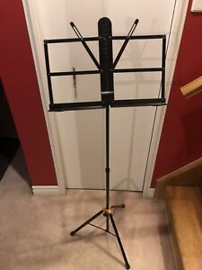 Music Stand - Foldable and Very Light!