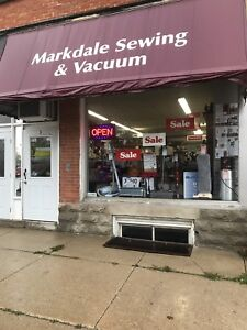 Markdale Sewing & Vacuum Centre