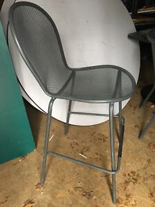 Metal bar stools - several available