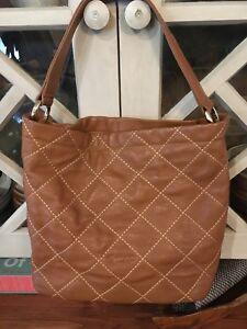Genuine Leather TUCANO bag