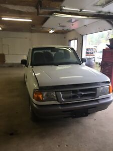 Ford ELECTRIC ranger