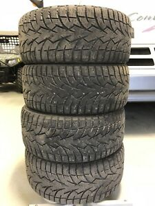 Toyo G3 Ice Tires (Like new condition)