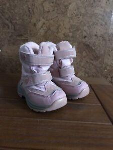 Joe Fresh Winter Boots Size 5