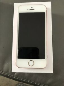 IPhone 5SE Rose Gold 64G