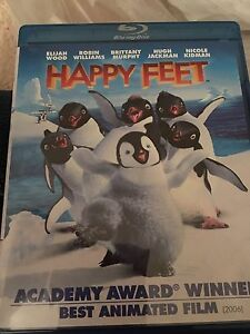 Happy feet blu ray