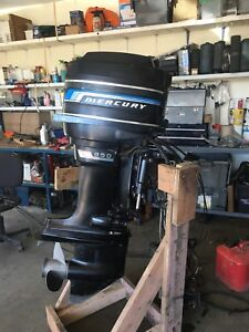 1982 85HP Outboard Motor. Runs Awesome. Compression Tested.