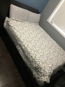Double Bed with Plenty of Storage